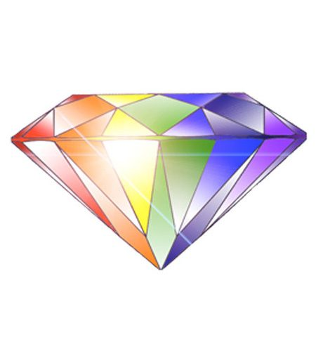 Diamond Healing Visualization