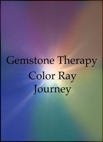 Gemstone Journey Visualization